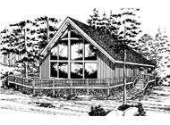 Main image for house plan # 2248