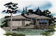Main image for house plan # 2251