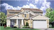 Main image for house plan # 2263