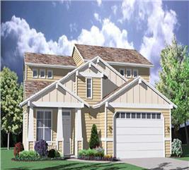 House Plan #149-1307