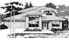 Main image for house plan # 2740