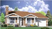 View house Plan#149-1337