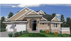 Main image for house plan # 2782