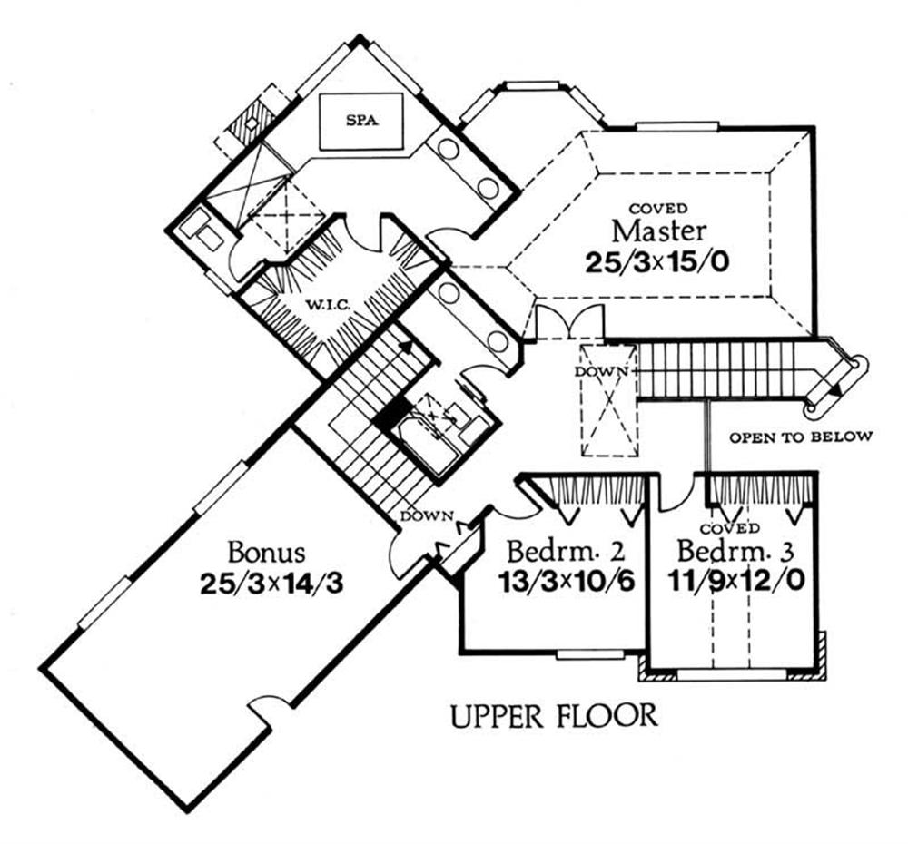 Upper Elevation for ms3646