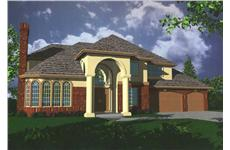Main image for house plan # 2311