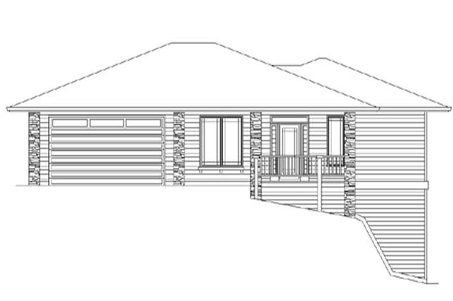 Home Plan Other Image of this 3-Bedroom,2121 Sq Ft Plan -149-1351