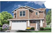 Main image for house plan # 2284