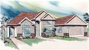 View house Plan#149-1388