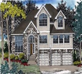 House Plan #149-1394