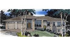 Main image for house plan # 2338
