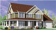 View house Plan#149-1421