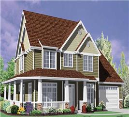 House Plan #149-1421