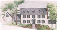 Main image for colonial house plan # 2432