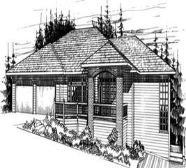 House Plan #149-1432