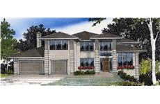 Main image for luxury house plan # 2354