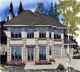 House Plan #149-1446