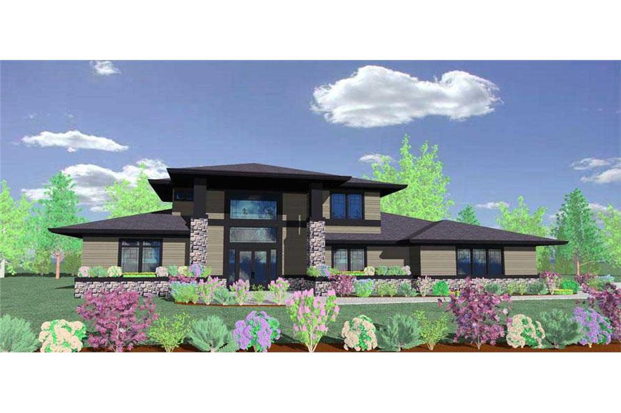 Extreme makeover home edition house plan m 4455 for Extreme house plans