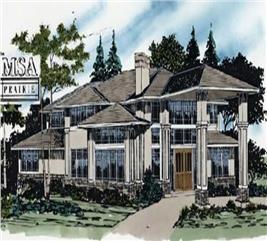 House Plan #149-1456