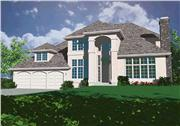 View house Plan#149-1460