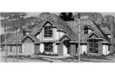 Main image for house plan # 2383