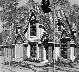 House Plan #149-1469