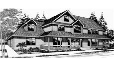 Main image for house plan # 2369