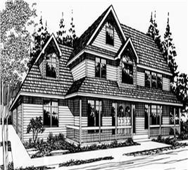 House Plan #149-1483