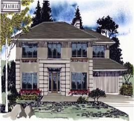 House Plan #149-1485