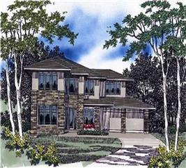 House Plan #149-1488
