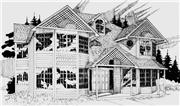 View house Plan#149-1489