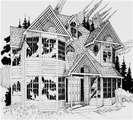 House Plan #149-1489