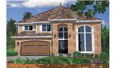 Main image for house plan # 2407