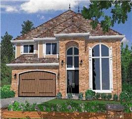 House Plan #149-1494