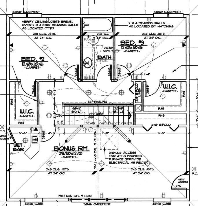 Prairie, Feng Shui House Plans - Home Design # 2393