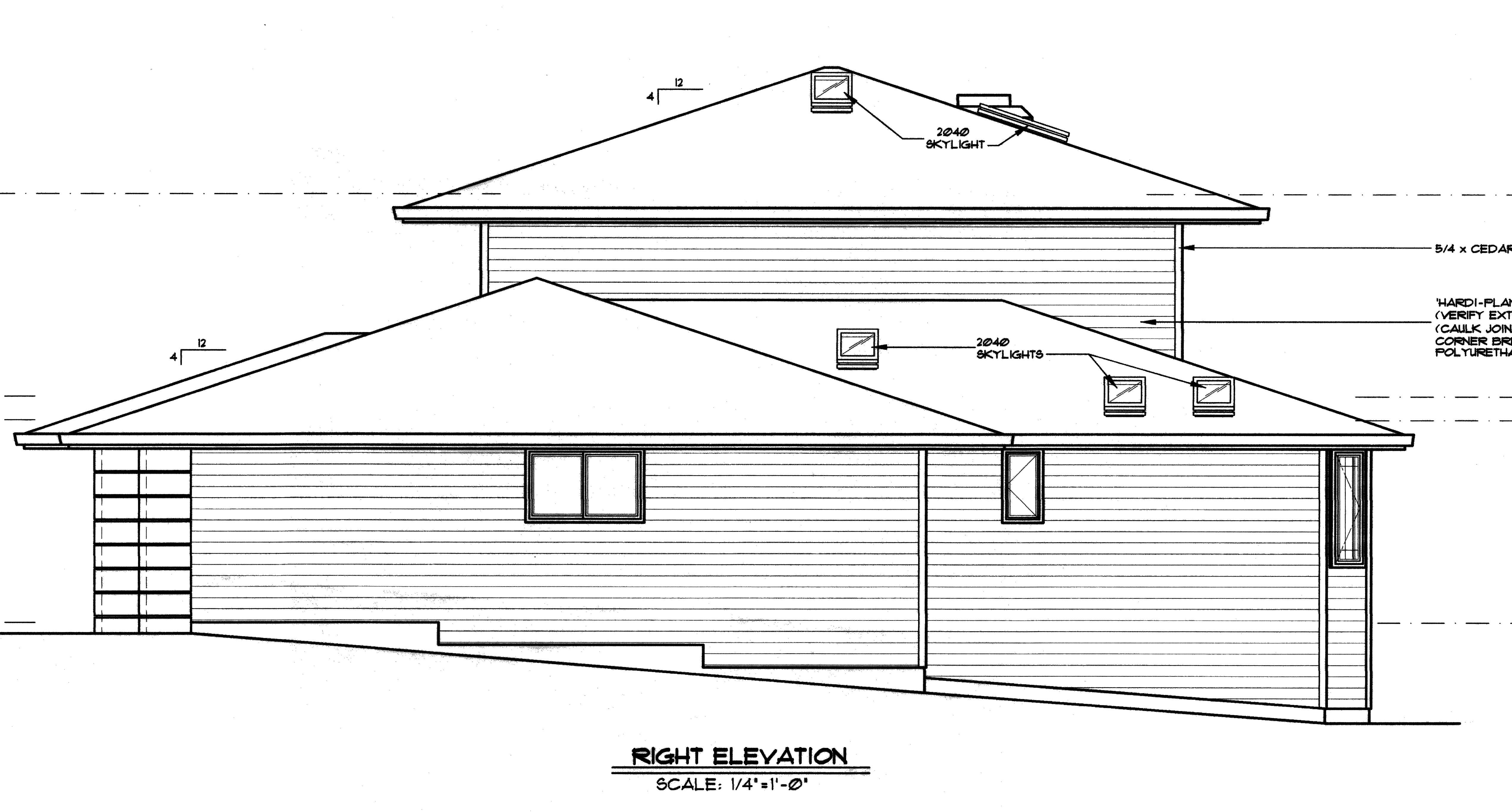 Prairie feng shui house plans home design 2393 for Feng shui house plan