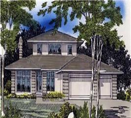 House Plan #149-1509