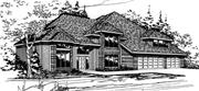 View house Plan#149-1515