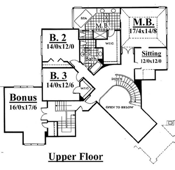 Upper Elevation for ms4052