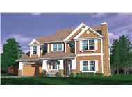 Main image for house plan # 2488