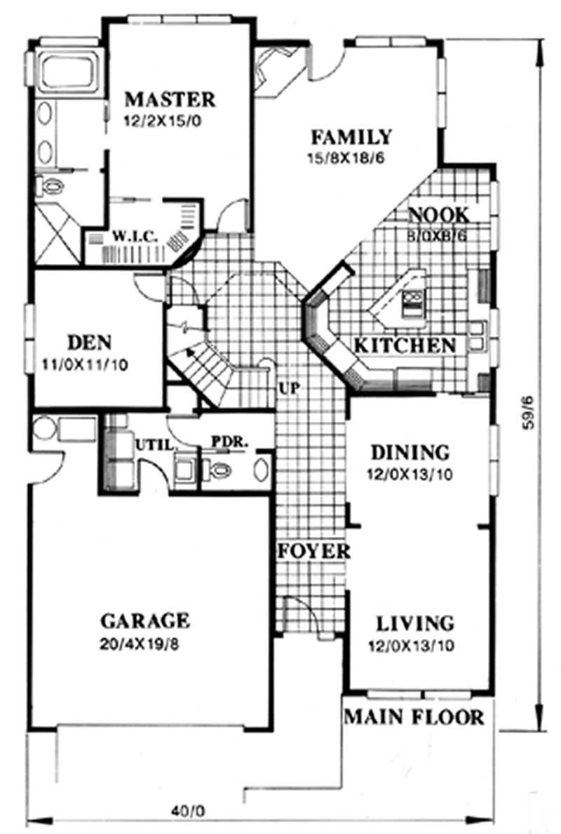 Transitional Feng Shui House Plans Home Design M