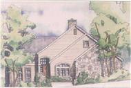 Main image for house plan # 2494