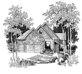 House Plan #149-1540