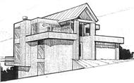 Main image for house plan # 2499