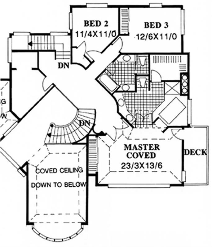 Contemporary House Plan