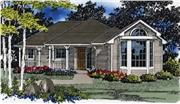 View house Plan#149-1551
