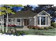 Main image for house plan # 2234