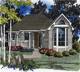 House Plan #149-1551