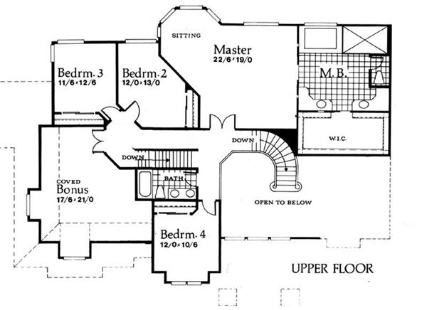 Upper Elevation for ms4285