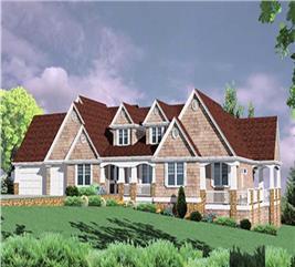 House Plan #149-1592