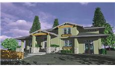 Main image for house plan # 2453